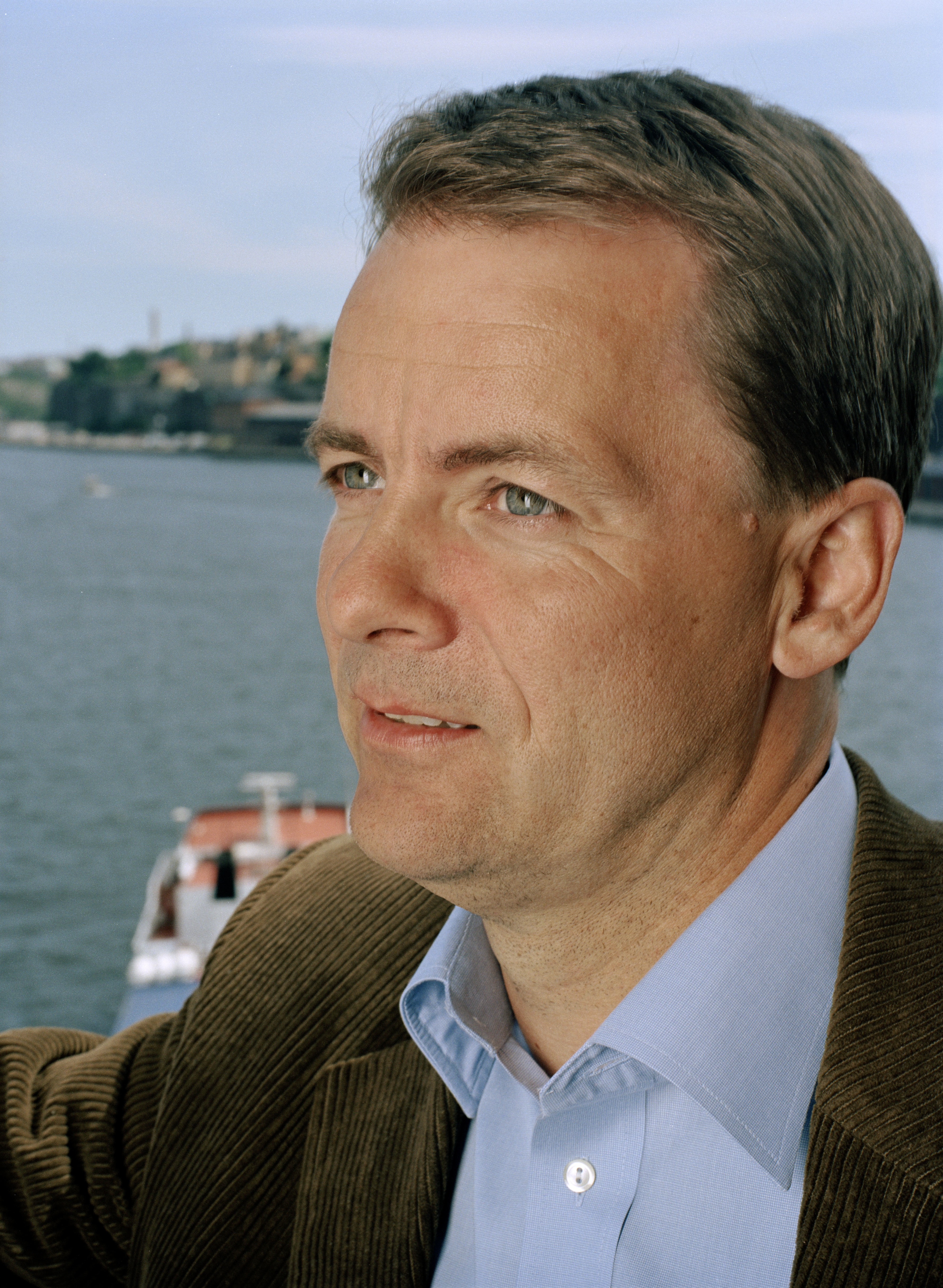Magnus Melander, founder and CEO, Wbird