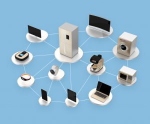 Smart appliances in network. Concept for Internet of Things