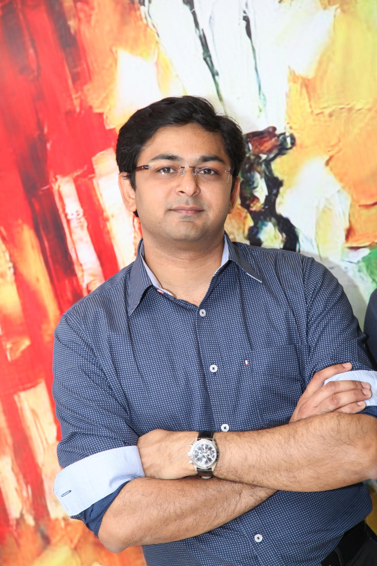 Abhijit Junagade, co-founder, Winjit Technologies