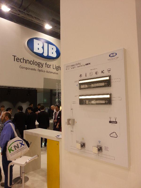 BJB_Wireless_DALI_Lights