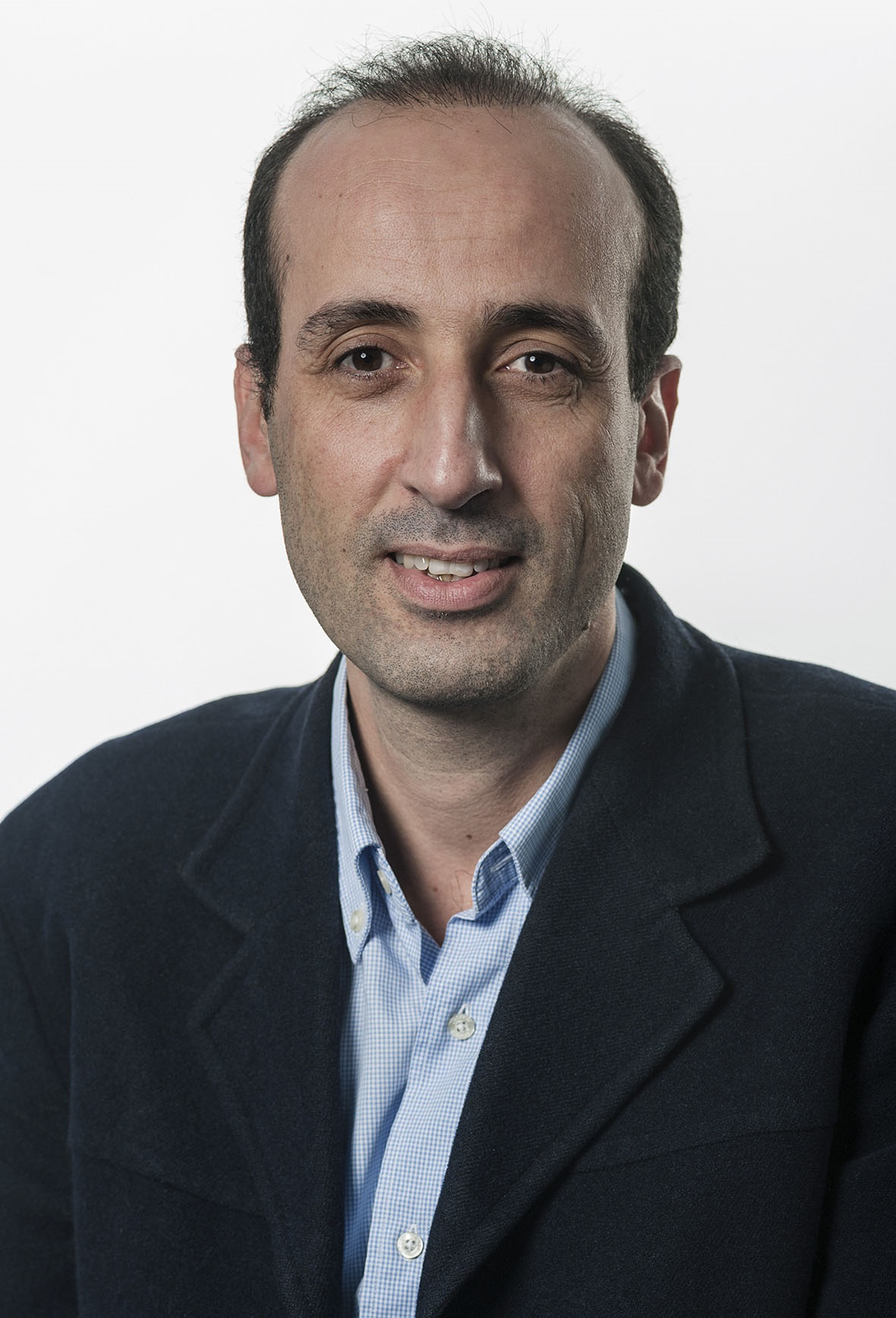 Dr. Omar Elloumi, of Nokia, and oneM2M's Technical Plenary chair