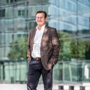 Gerrit Jan Konijnenberg, CEO of UROS