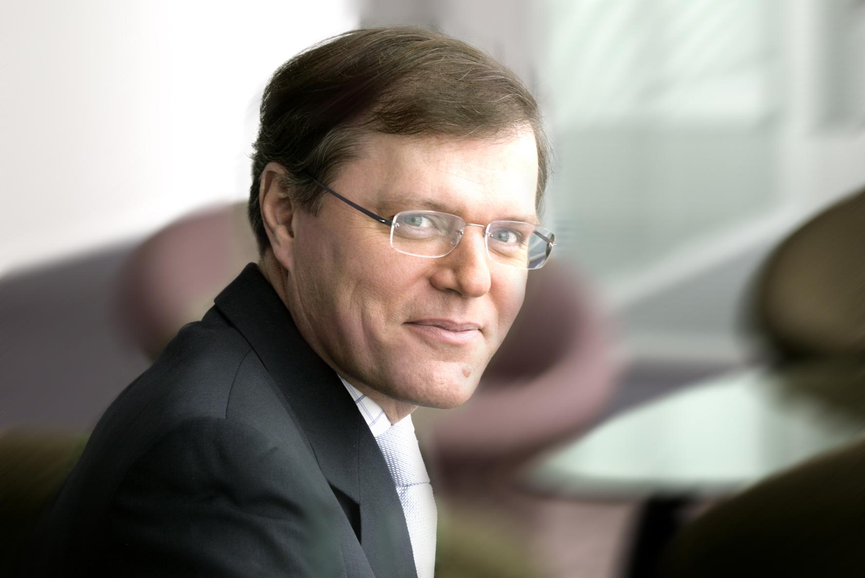 Olivier Piou, chief executive officer, Gemalto
