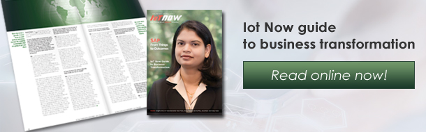 Iot Now guide to business transformation