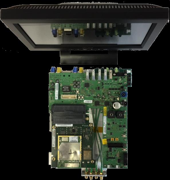 S820A Automotive Development Platform