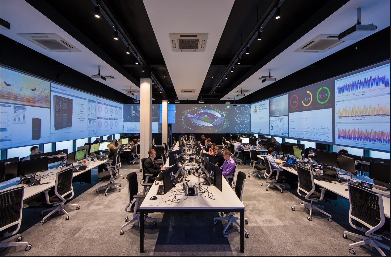 Managed 24/7 Predictive Management Centre