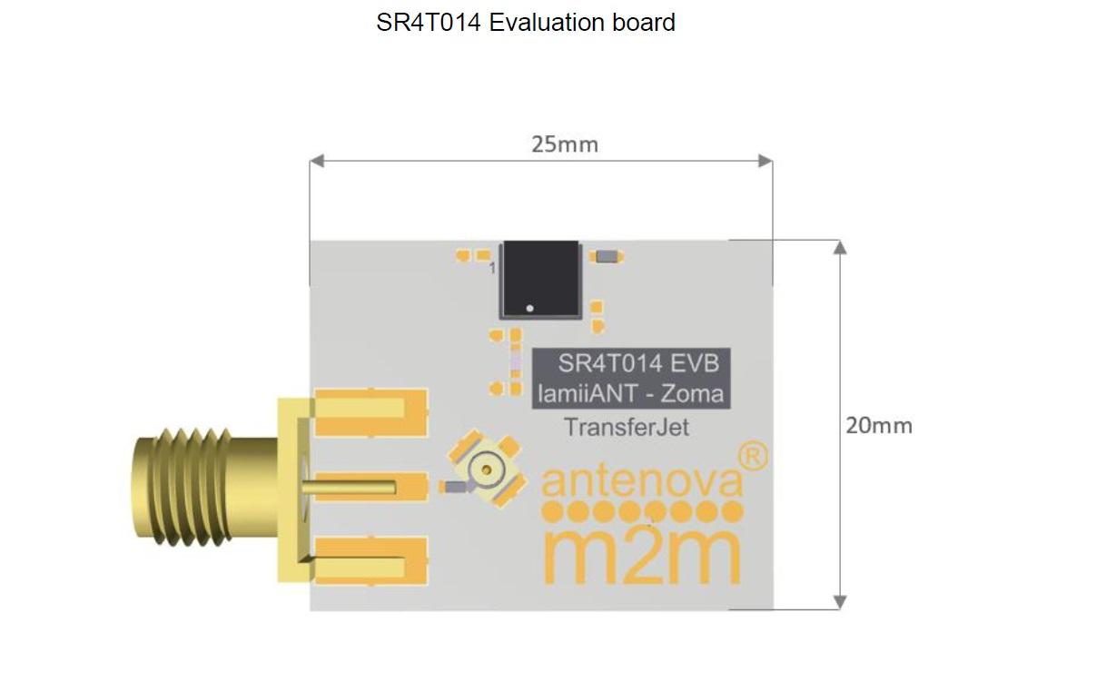 TransferJet_Evaluation_board