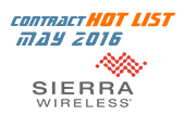 IoT Contract Hot List – April/May 2016