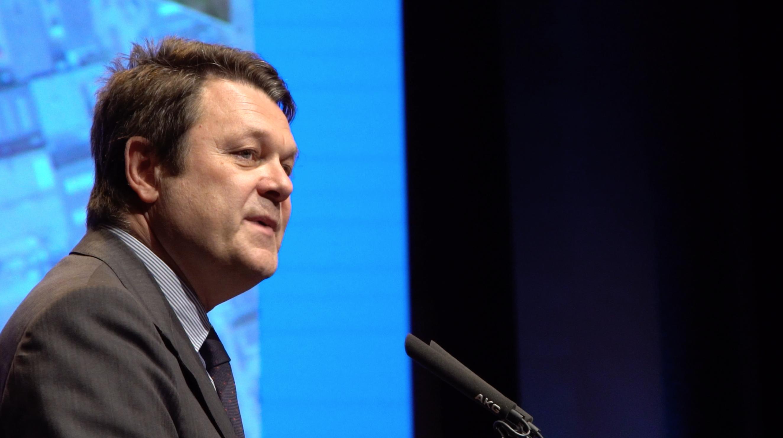 Carlo des Dorides, executive director of European GNSS Agency