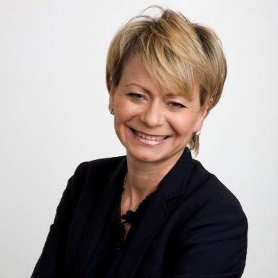Harriet Green, general manager, IBM Watson IoT, Commerce & Education