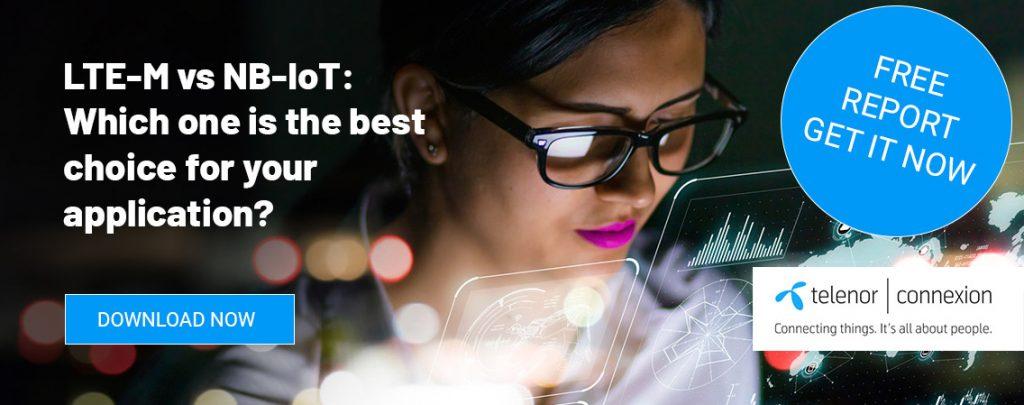 LTE-M vs NB-IoT Report