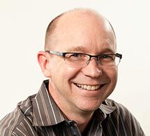 Drew Johnson, VP of engineering, Aeris