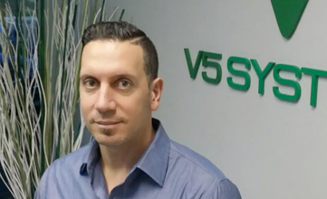 Mazin Bedwan, co-founder and president, V5 Systems