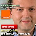 IoT WORLD FORUM 2017