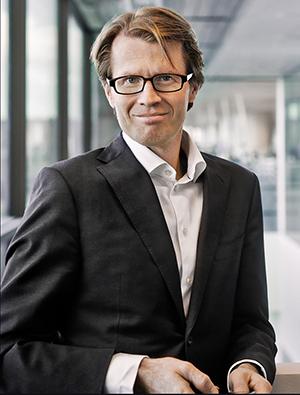 Mats Lundquist,CEO of Telenor Connexion