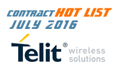 IoT Contract Hot List – June/July 2016