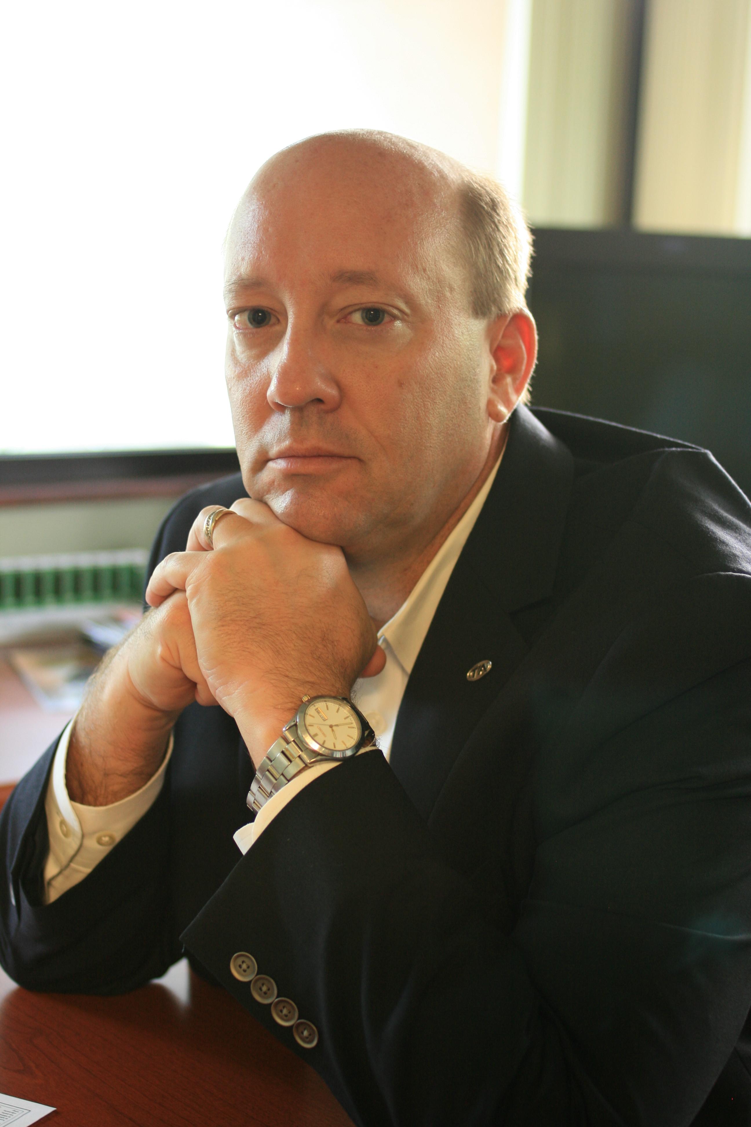 Fred Yentz, CEO of Telit IoT Platforms