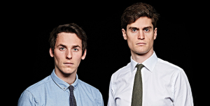 """(From left): Tom Redmayne & Will Newton, directors of WiredScore. The leading property industry title, Estates Gazette says """"Ignore these 20-something entrepreneurs at your peril. It is perfectly feasible that, before too long, it will be pretty tough to sell a building without their seal of (connectivity) approval."""""""