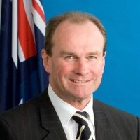 Martin Hamilton-Smith, MP, South Australian's minister for Investment & Trade