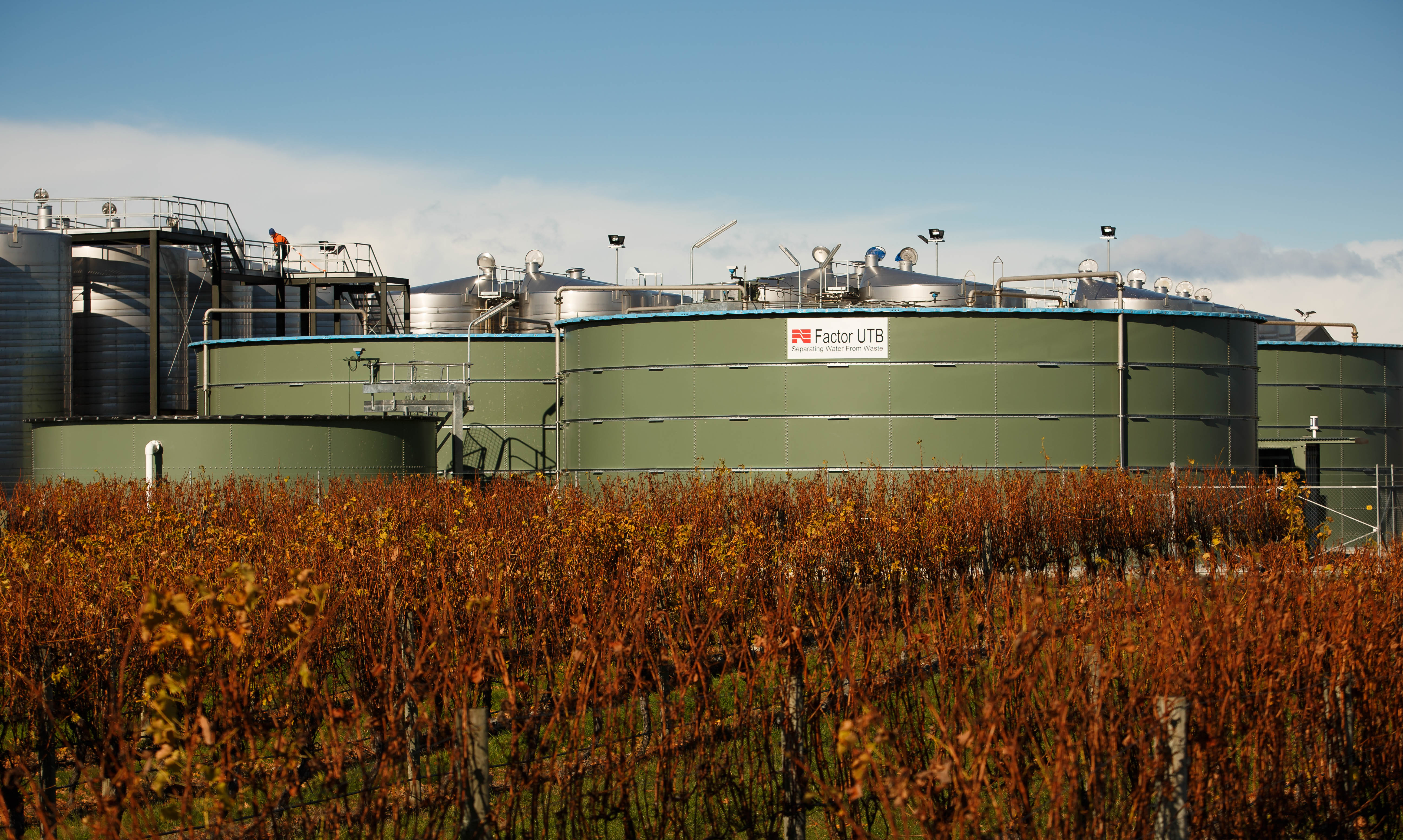 Wine Manufacturers Companies In Australia Mail: Australian Winery Uses Internet Of Things To Wage War On