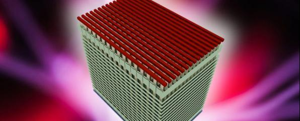 Figure 3 3D structure of Toshiba's 48-layer BiCS Flash memory (Source: http://www.toshiba.com/taec/adinfo/technologymoves/3d-nand.jsp)