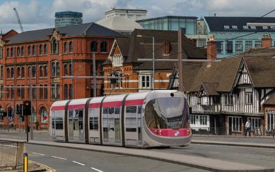 Centro Birmingham Metro 1