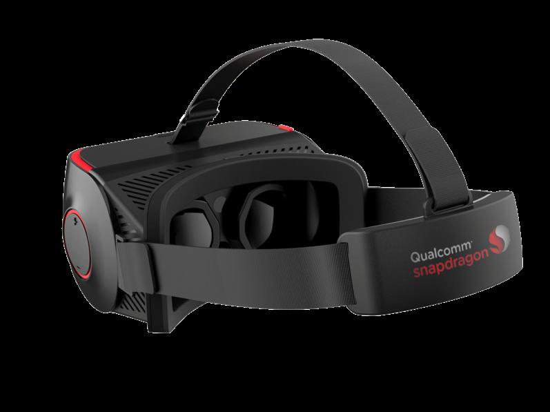 Snapdragon VR820 back