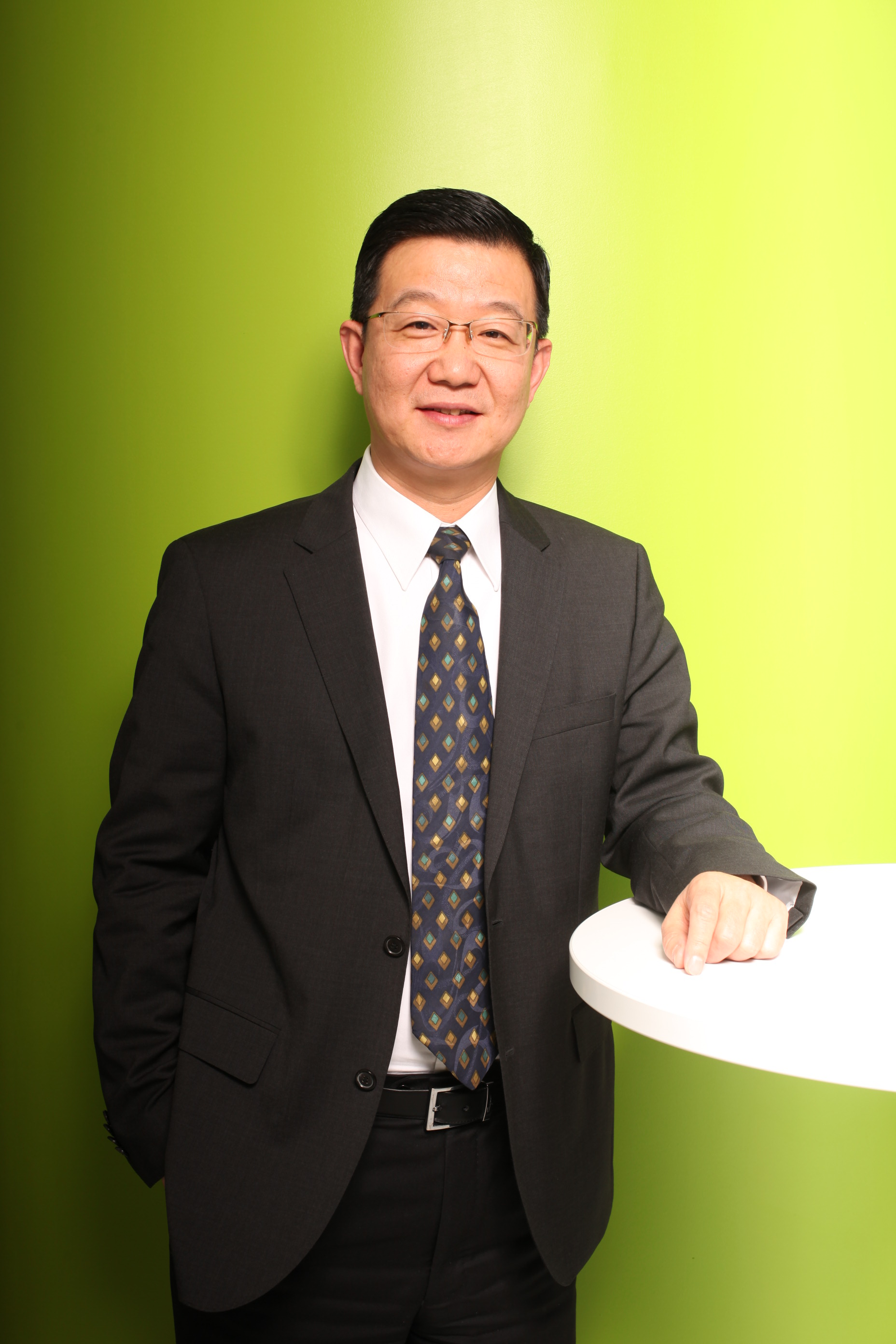 Wang Chenjie, general manager of Informatica Greater Chin