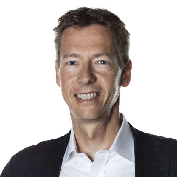 Gustav Brismark, chief intellectual property officer at Ericsson