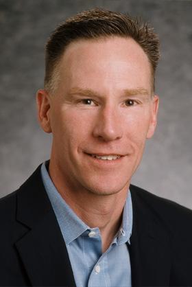Jim Douglas, president of Wind River