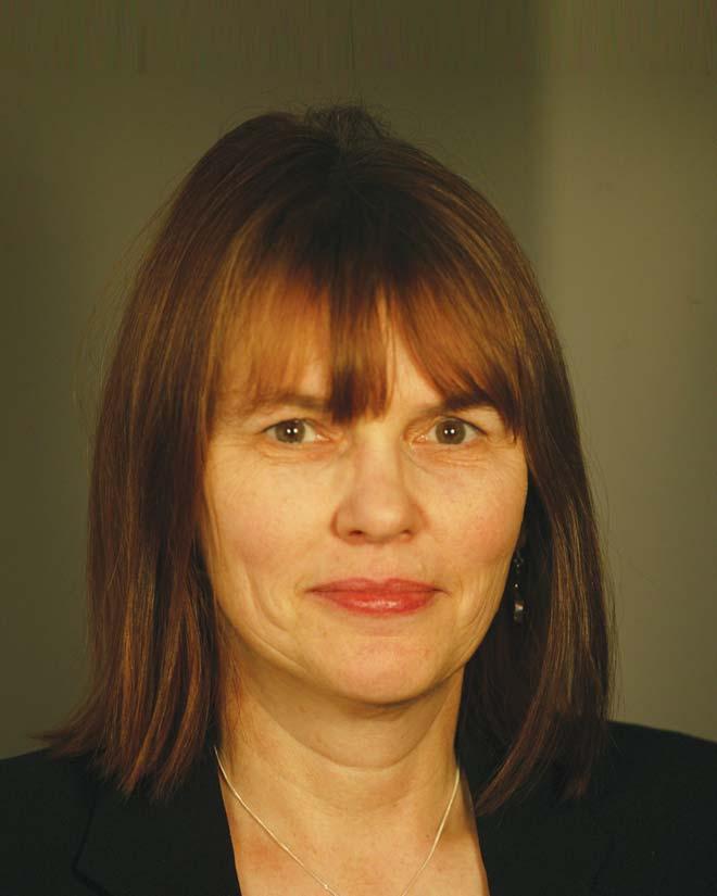 Pauline Trotter, practice leader for Ovum