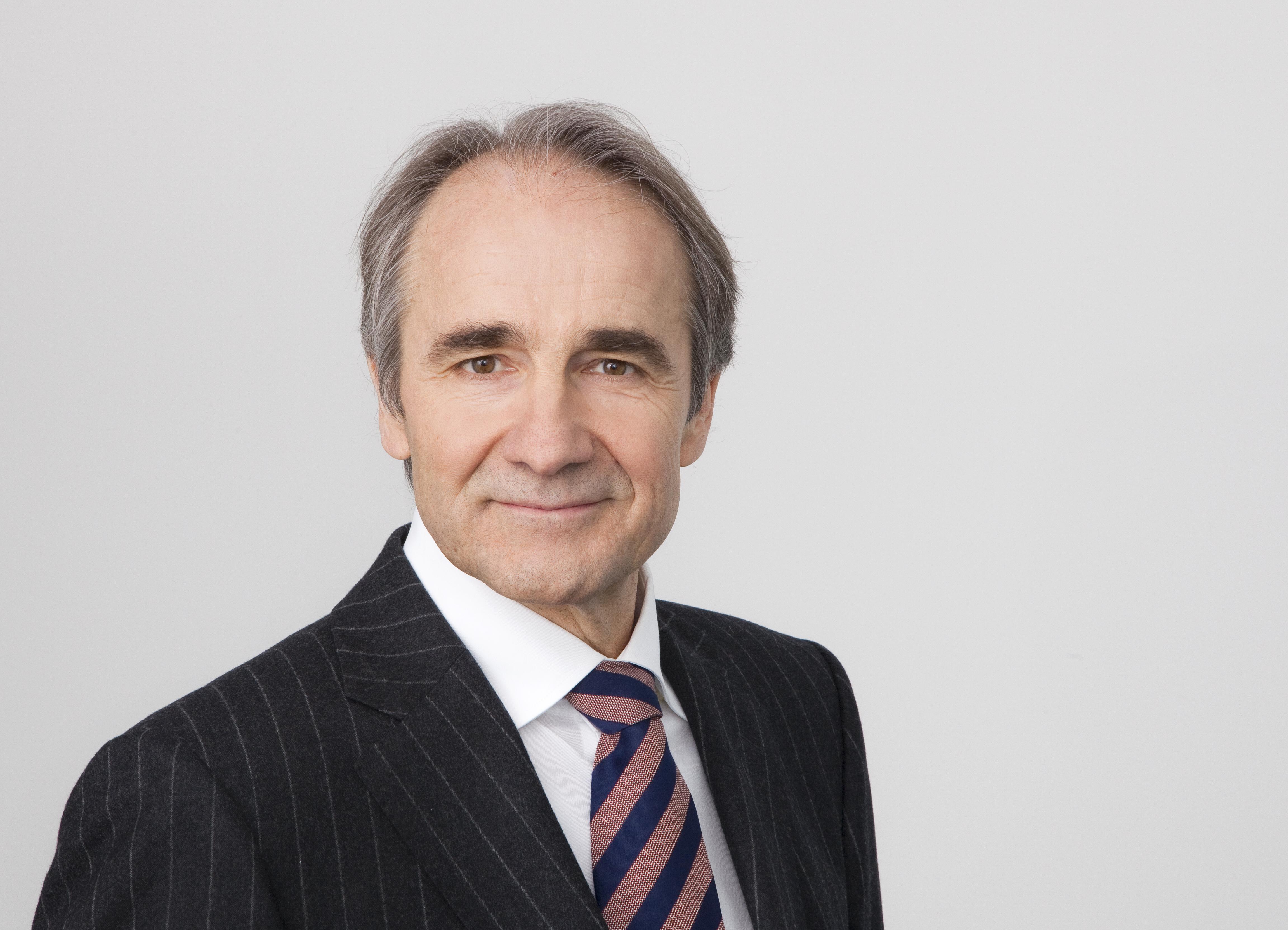Karl-Heinz Streibich, chief executive officer, Software AG