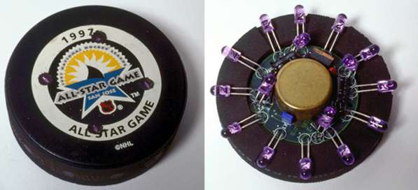 Fox's 'Glow Puck' was the original sports IoT application