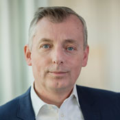 Ulf Ewaldsson, chief strategy and chief technology officer, Ericsson