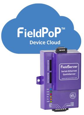 FieldPoP - FieldServerWeb