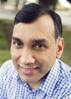 Kamesh Pemmaraju: Container technology has a very small footprint and uses very few resources