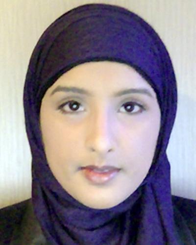 Yasmeen Ahmad Headshot