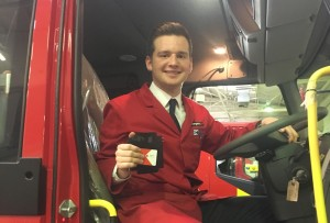 Connected car moves over for smart fire engines this Christmas