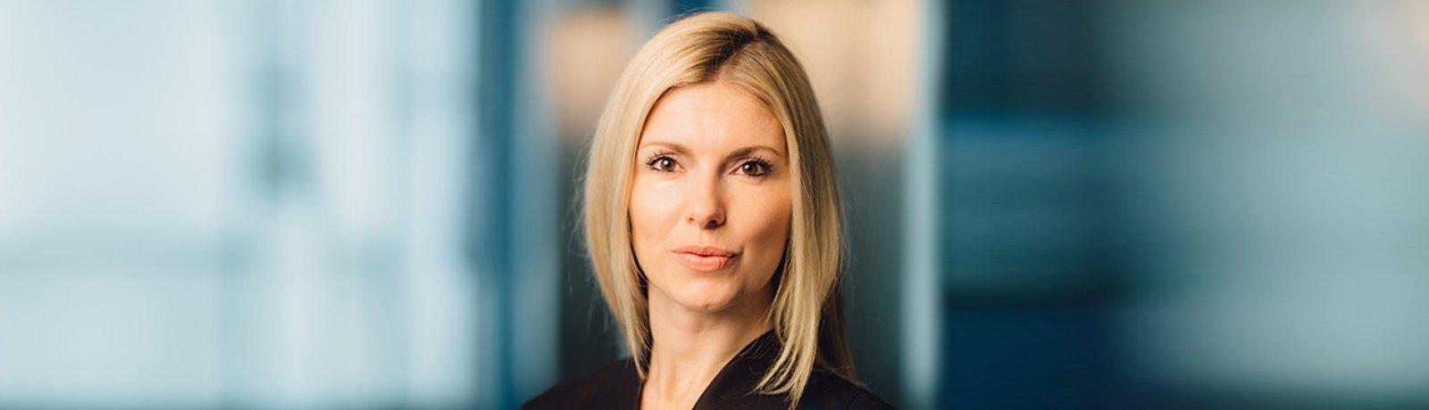 Kathrin Buvac, chief strategy officer, Nokia