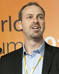 John Moor, managing director of the IoT Security Foundation
