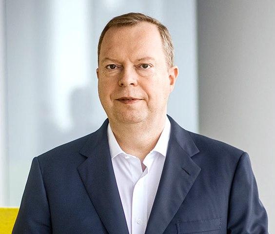 Peter Terium, CEO of innogy SE