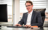 Andreas Haegele, the senior vice president of IoT at Gemalto