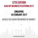 IoT Business Platform Asia