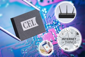New high performance, low cost RF switches from CEL target IoT and industrial communications