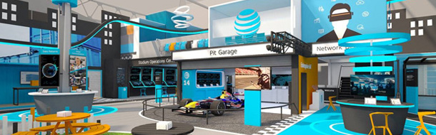 See IoT like never before at the AT&T booth in Barcelona