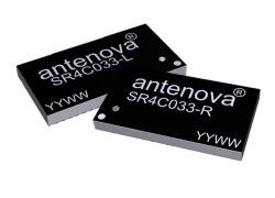 New NB-IoT standard chip antennas for to be unveiled by Antenova at Embedded World event in Nuremberg