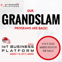 16th edition of Asia IoT Business Platform