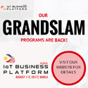 15th edition of Asia IoT Business Platform