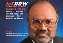 IoT Now May-July 2017: IoT offerings must be secured at the design stage