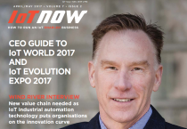 CEO Guide to IoT World 2017 and IoT Evolution Expo 2017